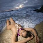 Nude woman. — Stock Photo #9613469