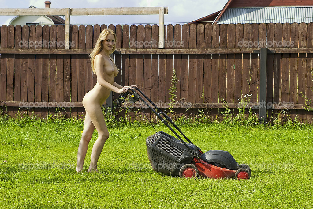 Best Mowing Lawn Nude Pictures